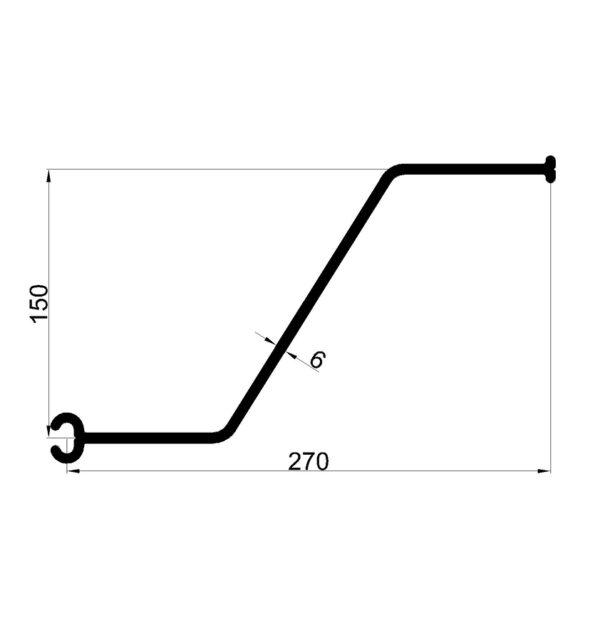 Z-profiel-270-6